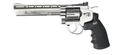 Dan Wesson 6Inch Silver CO2 6mm