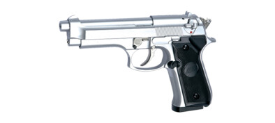 Airsoft ASG M92F Silver 6mm