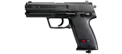 UMAREX Heckler & Koch P8 CO2 6mm