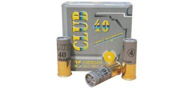 CLUB Semi Magnum 40gr 12/70