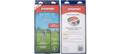 Crosman Dual Target Pack Spinner