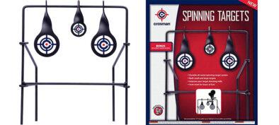 Crosman 3 Spinning Targets