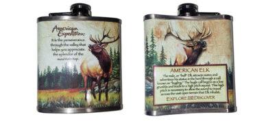 Φλασκί American Elk 7oz (207ml)