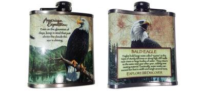 Φλασκί Bald Eagle 7oz (207ml)