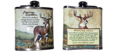 Φλασκί Whitetail Deer 7oz (207ml)