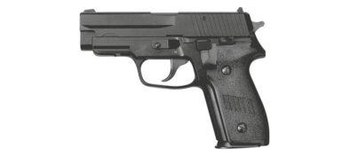 HFC P228 Black 6mm (ΗΑ-109Β)