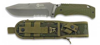 K25 Tactical Knife GREEN SFL (32073)