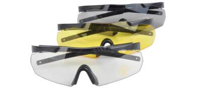 OPSMEN EARMOR Shooting Glasses S01 Combination