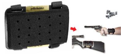 PelletHolder για 20 βολίδες 5.5 ή 6.35mm