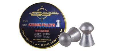 Qiang Yuan Domed 620mg 4.50mm