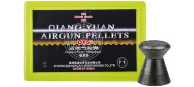 Qiang Yuan Match Grade 4.49mm