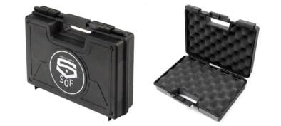 SOF MEDIUM Pistol Case 27x18x8cm