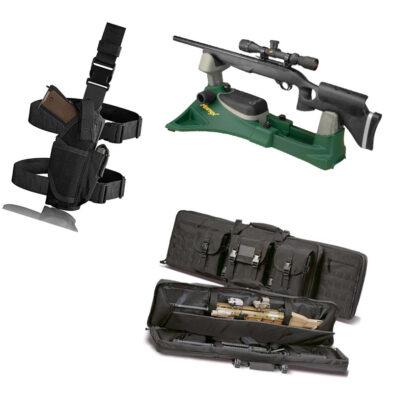 Θήκες - Βαλίτσες - Gun Rest