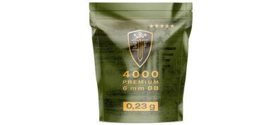 Airsoft μπίλιες Elite Force 0.23gr/4000pcs