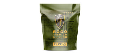 Airsoft μπίλιες Elite Force 0.20gr/5000pcs