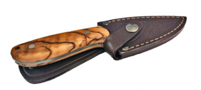 Miguel Nieto Chacal Olive Wood