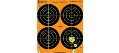 """4"""" Caldwell Orange Peel"""