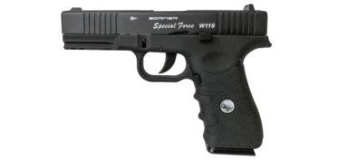 BORNER Special Force W119 4.5mm (Metal slide-Blowback)