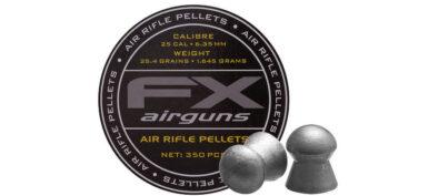 Βολίδες FX 6.35mm/350 (25.4GR)