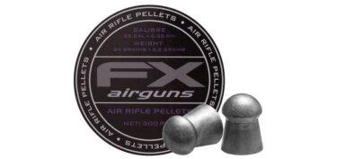 Βολίδες FX 6.35mm/300 (34GR)