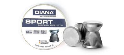 Βολίδες DIANA SPORT 4.5mm