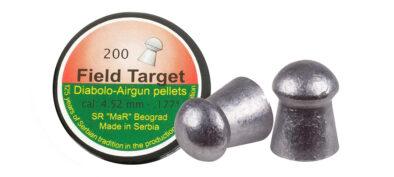 Βολίδες IRP Field Target 4.52mm