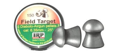 Βολίδες IRP Field Target 6.35mm