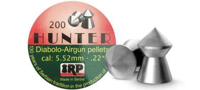 Βολίδες IRP HUNTER 5.52mm