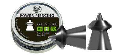 Βολίδες RWS POWER PIERCING 5.5mm