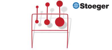 Στόχος Stoeger Target Spinner (τριπλός)